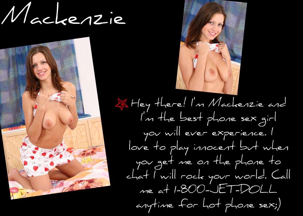 mackenzie, hot phone sex